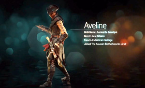 Assassin's Creed Liberation - Aveline 360