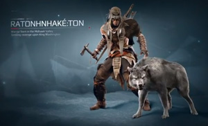 Assassin's Creed 3 - Ratohnaketohn 360