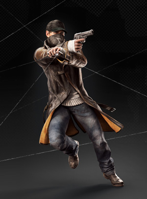 WatchDogs - Aiden Action
