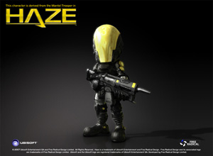Haze - Tiny Trooper