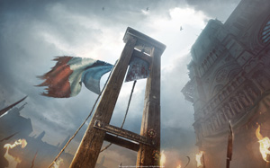 AC Unity - Guillotine