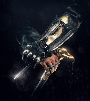 Assassin's Creed Syndicate - Hands