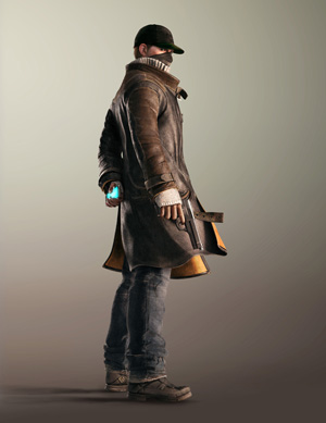 WatchDogs - Aiden
