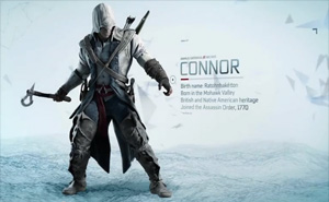 Assassin's Creed 3 - Connor 360